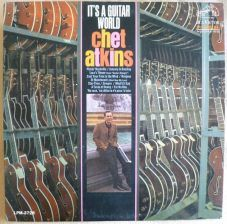 Chet Atkins - It's a guitare world (Nashville 1967) / RCA