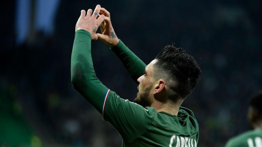 Depuis la fin de la saison, Rémy Cabella montre qu'il veut revenir chez les Verts.