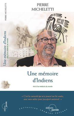 """Couverture du livre """"Une mémoire d'Indiens"""""""