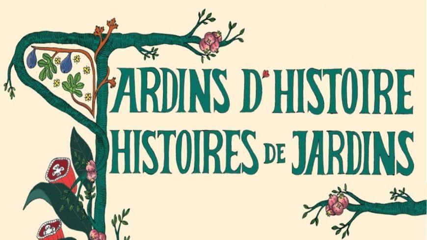 Jardins d'histoire, histoires de jardins  à Coutances avec France Bleu Cotentin