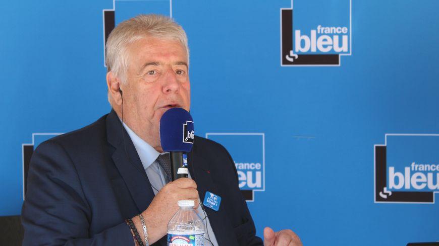 Jean-Louis Fousseret le maire de Besançon dit attendre sereinement la décision du tribunal administratif