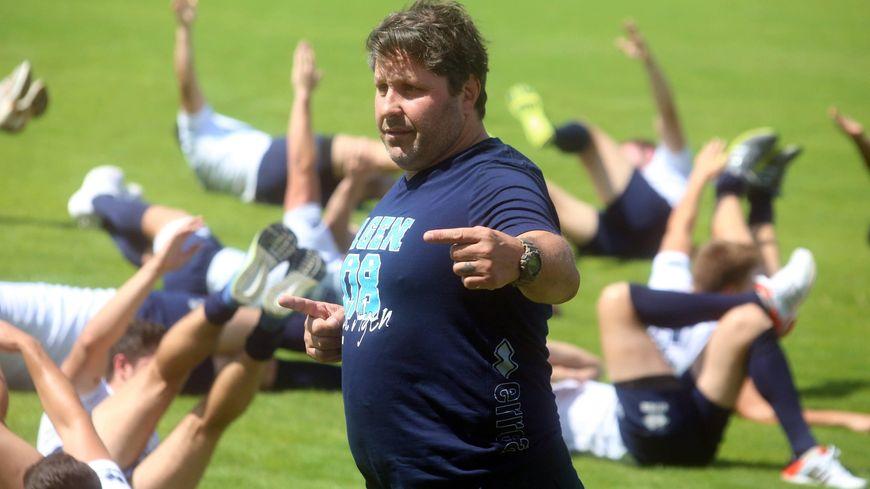 Reggiardo a déjà été entraîneur des avants à Castres en 2007 et 2015.