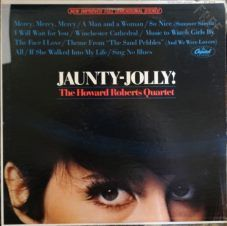 Howard Roberts - Jaunty-Jolly ! (1967) CAPITOL
