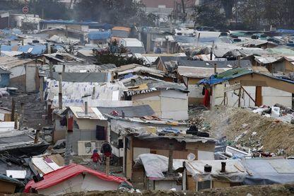 Camps roms à Pierrefitte-sur-Seine