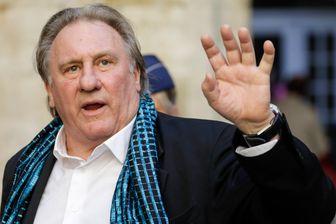 Gérard Depardieu, lors du Festival du Film International de Bruxelles