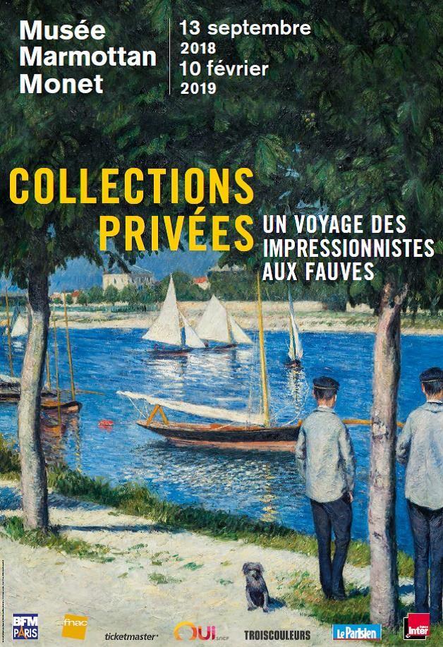 Collections privées Un voyage des impressionnistes aux fauves