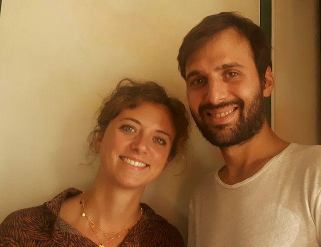 Julia Mourri et Clément Boxebeld Paris Août 2018
