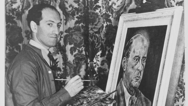 Arnold Schoenberg à Los Angeles