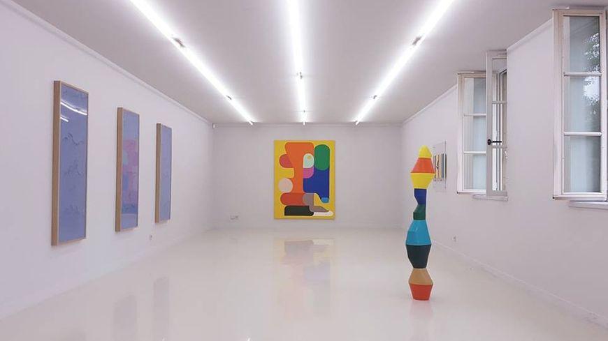 Galerie Bessières à Chatou.