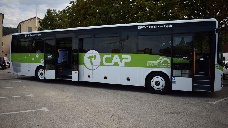 T'CAP, le nom du nouveau réseau de bus Privadois.