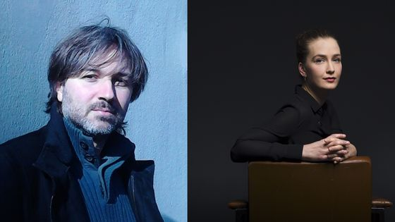 Carlos Fontcuberta@CF et Elena Schwarz par C.Abramowitz@Radio France