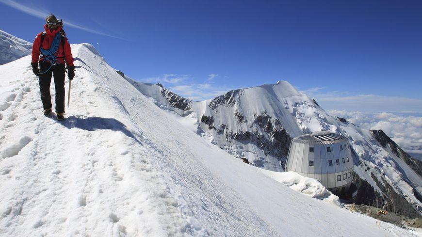 Les alpinistes doivent justifier d'une réservation au refuge du goûter