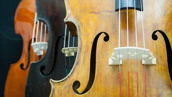 Les Musiciens de l'Orchestre national de France au Studio 104 de la Maison de la Radio