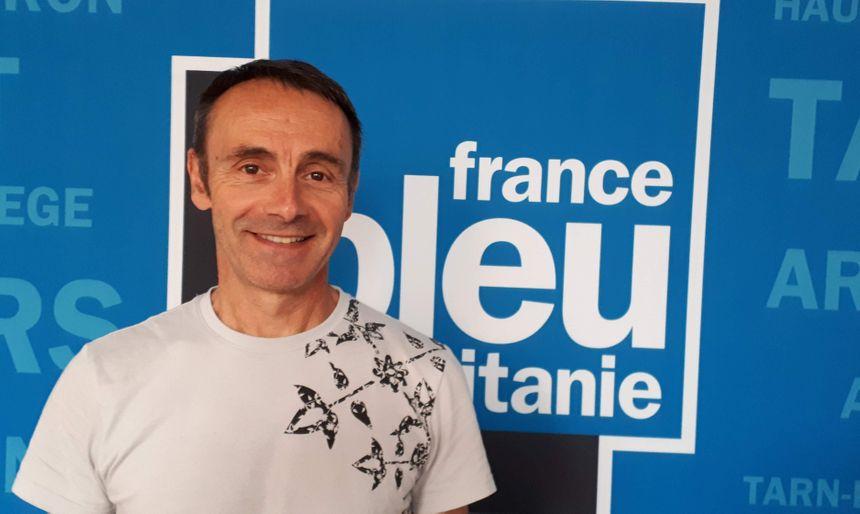 Claude DESCONS, élu à la culture et à l'enfance de Saverdun (09)