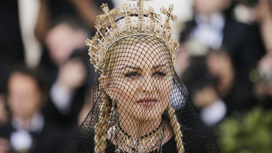 Madonna, l'icône de la Pop fête ses 60 ans