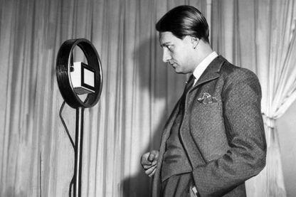 """André Malraux en 1933. L'écrivain venait d'être couronné lauréat du prix Goncourt 1933, pour """"La Condition humaine"""""""