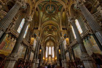 Notre - Dame de Fourvière à Lyon