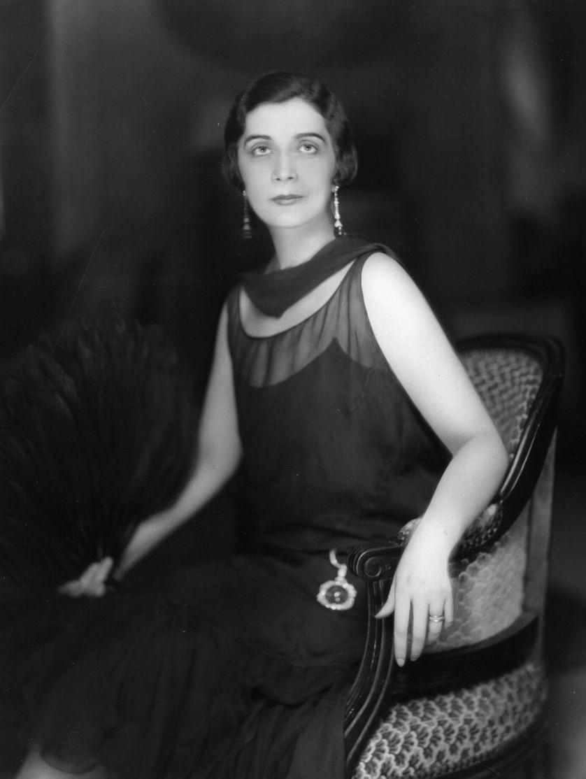 La princesse Marthe Bibesco en 1929