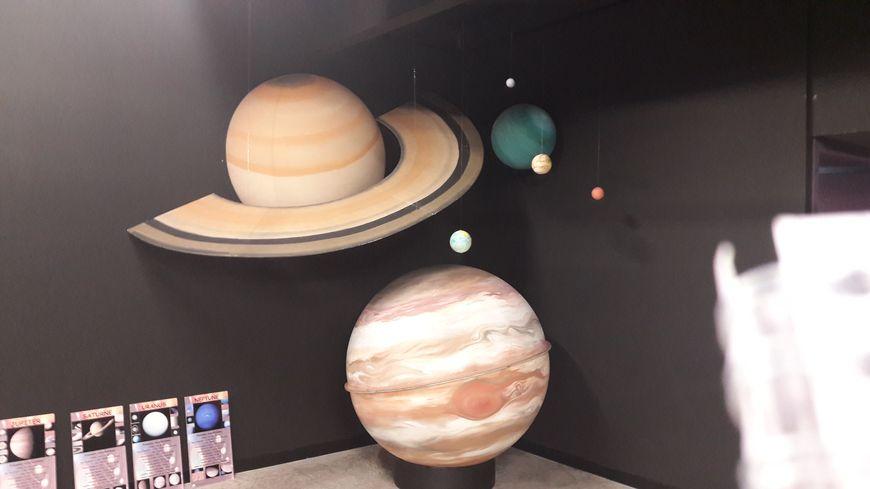 Le planétarium d'Epinal