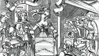 L'ensemble Diabolus in Musica joue Johannes Ockeghem et Pierre de La Rue sous la direction d'Antoine Guerber