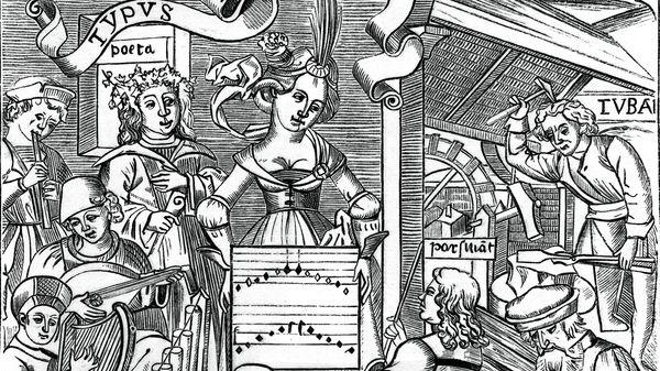 Concert L'ensemble Diabolus in Musica joue Johannes Ockeghem et Pierre de La Rue sous la direction d'Antoine Guerber – Écouter en replay
