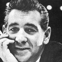 Emission spéciale Leonard Bernstein
