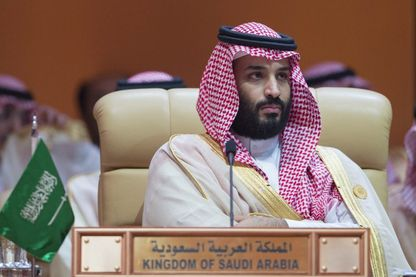 Le Prince d'Arabie Saoudite Mohammed bin Salman Al-Saud