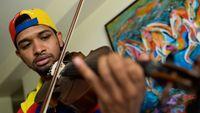 La nouvelle vie du violoniste vénézuélien Wuilly Arteaga