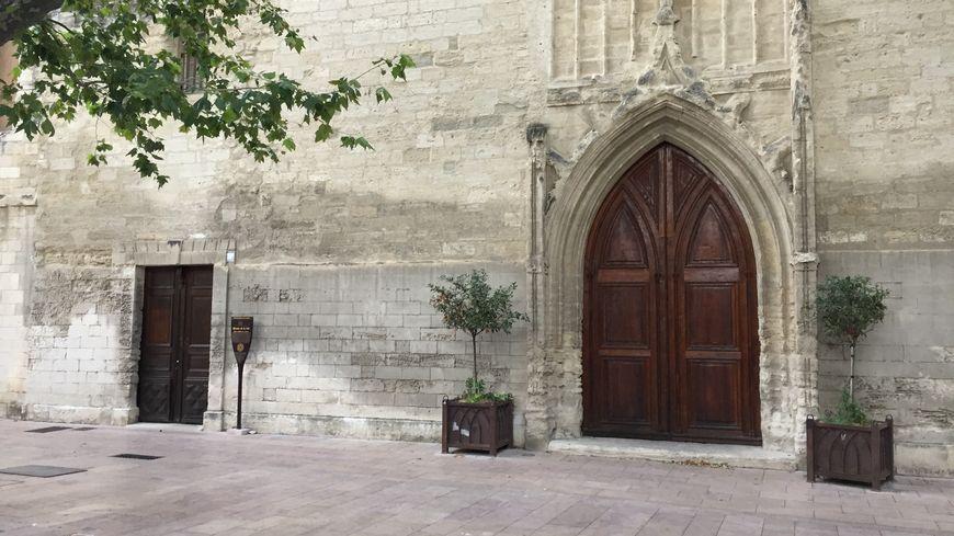 L'église Saint-Symphorien-les-Carmes à Avignon