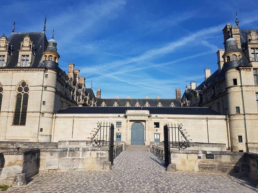 Musée national de La Renaissance - Château d'Ecouen (95).