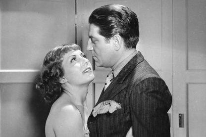 Jean Gabin et Viviane Romance dans La Belle Équipe de Julien Duvivier (1936)