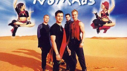 Les Nomads en 1998