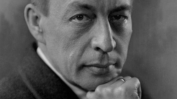 Portrait de Sergueï Rachmaninov