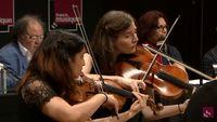 Yann Robin : Quatuor à Cordes n°2, Crescent scratches par le Quatuor Akilone