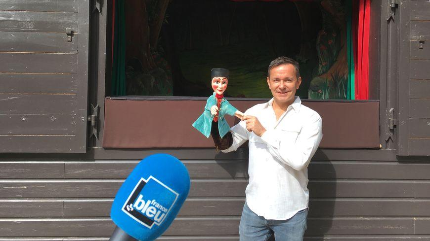 Fabrice Faisse, marionnettiste
