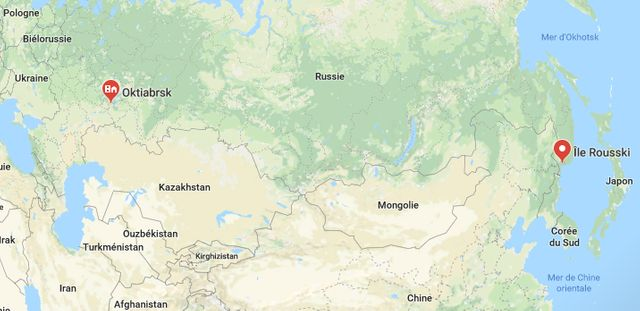 Avec une zone tournée vers l'Europe et l'autre vers l'Asie, la Russie espère également attirer, à terme, des investisseurs étrangers.