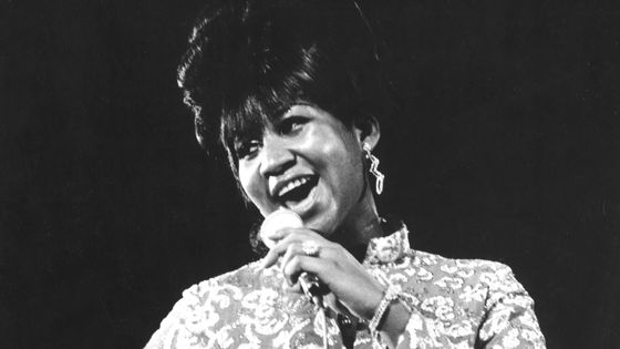 Aretha Franklin vers 1968