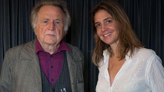 Régis Debray et Elsa Boublil