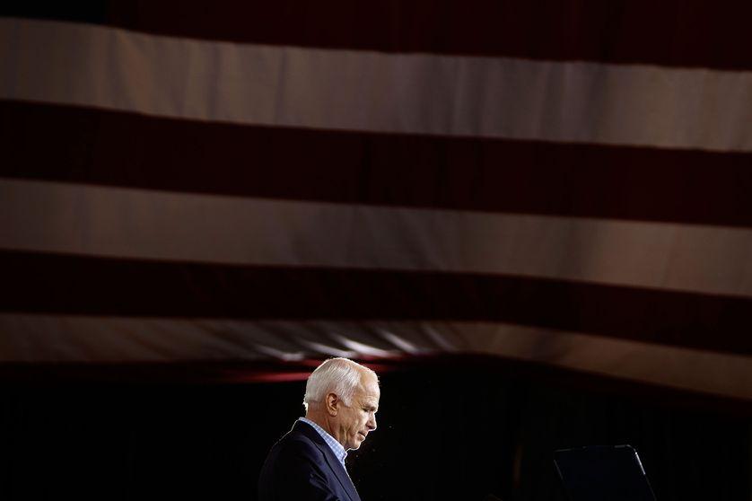 John McCain en 2008