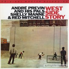 André Previn and his pals Shelly Manne & Red Mitchell West Side Story Produit par Lester Koenig (1960) / FANTASY