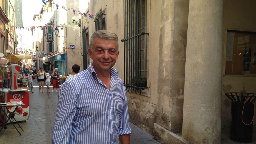 Selon le maire, Pierre Gonzalvez, un nouveau supermarché pourrait détourner les clients des commerces de proximité
