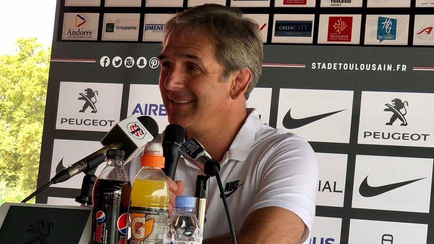 Régis Sonnes sera à la tête de l'équipe aux côtés d'Ugo Mola
