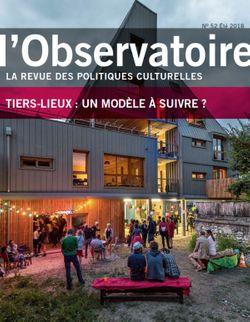 L'Observatoire n°52