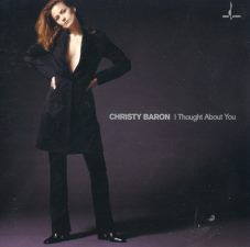 Christy Baron - I thought about you (1997)  CHESKY RECORDS