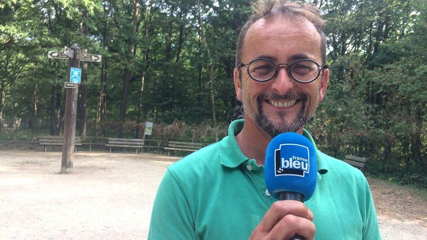 Alain, Responsable des Grands Animaux