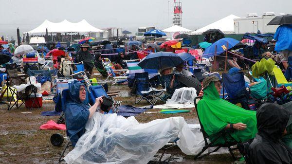 Salzbourg, la Roque d'Anthéron... les orages perturbent les festivals de musique
