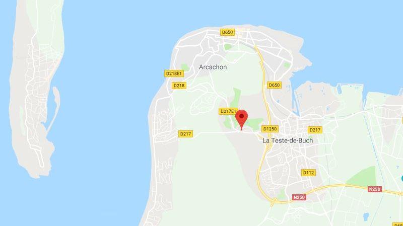 L'accident s'est produit Boulevard du Pyla, à la Teste-de-Buch