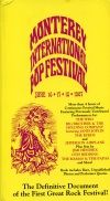 « Monterey International Pop Festival - The Definitive Document of the First Great Rock Festival »