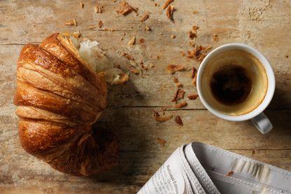 Le croissant, icone du petit-déjeuner à la française