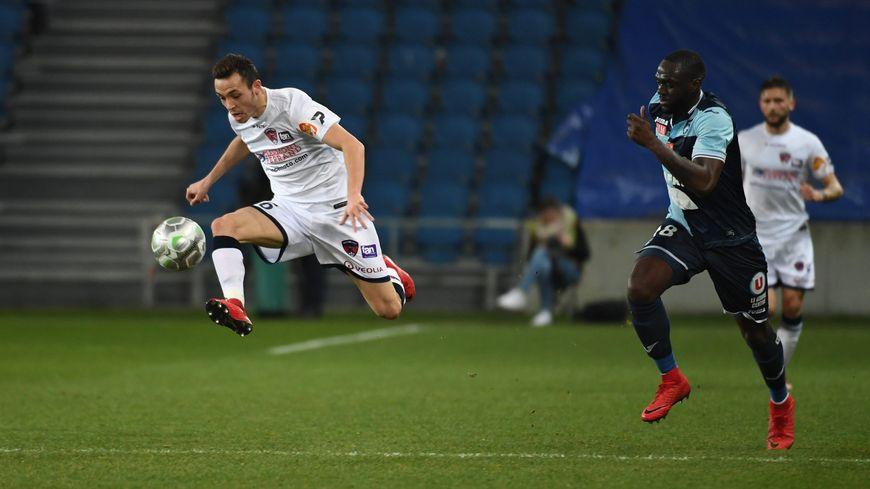 Mathias Pereira-Lage face au Havre la saison dernière